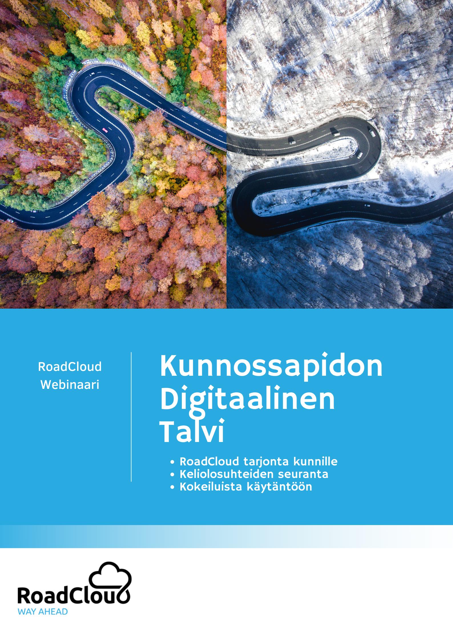 Kunnossapidon Digitaalinen Talvi (On-Demand, In Finnish)
