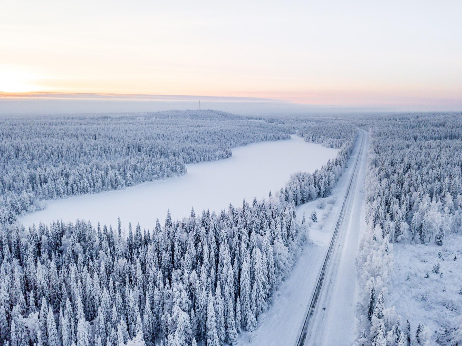 RoadCloud Expands its Road Data Coverage to Rovaniemi in Northern Finland