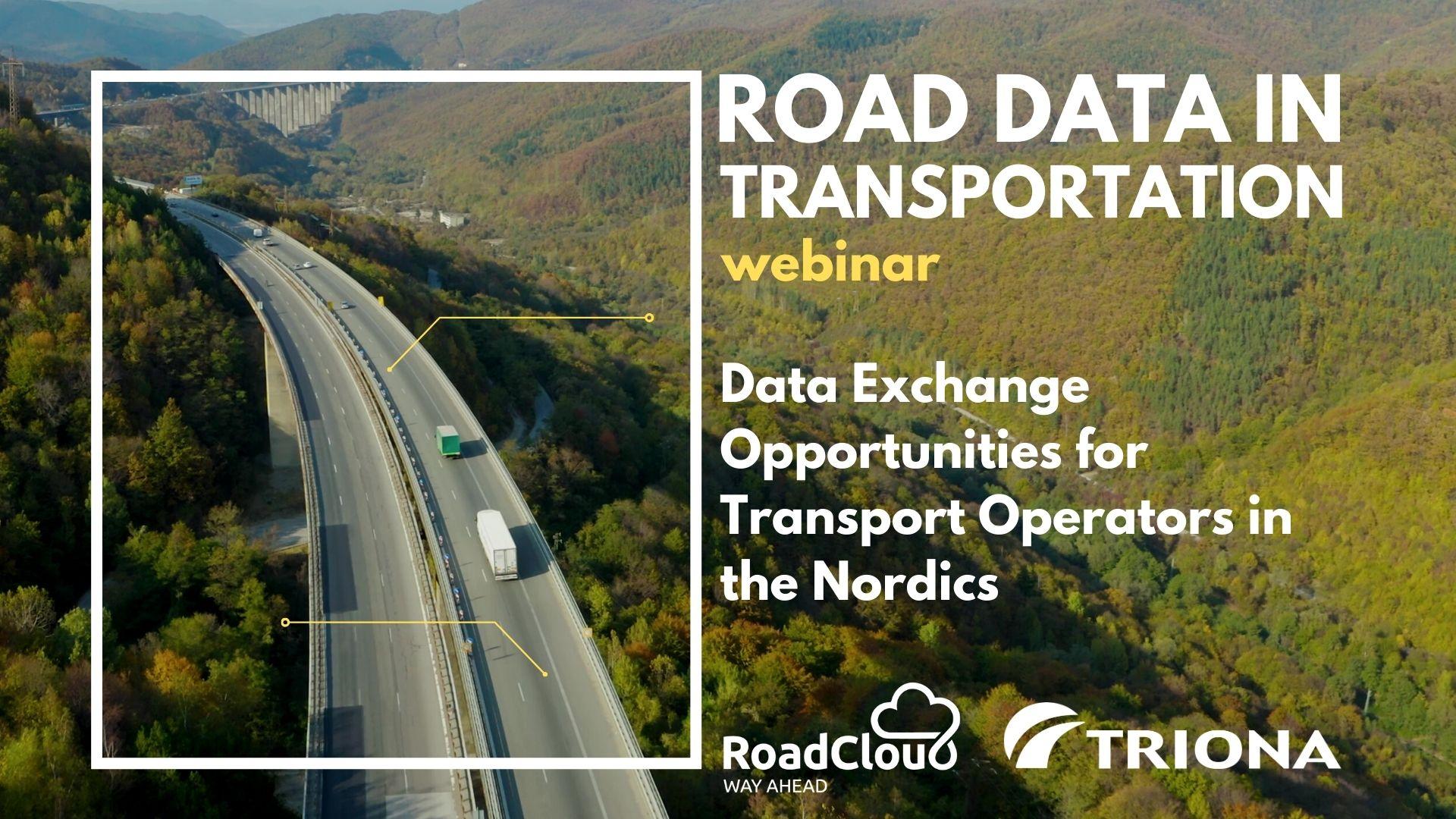 Data Exchange Opportunities for Transport Operators in the Nordics